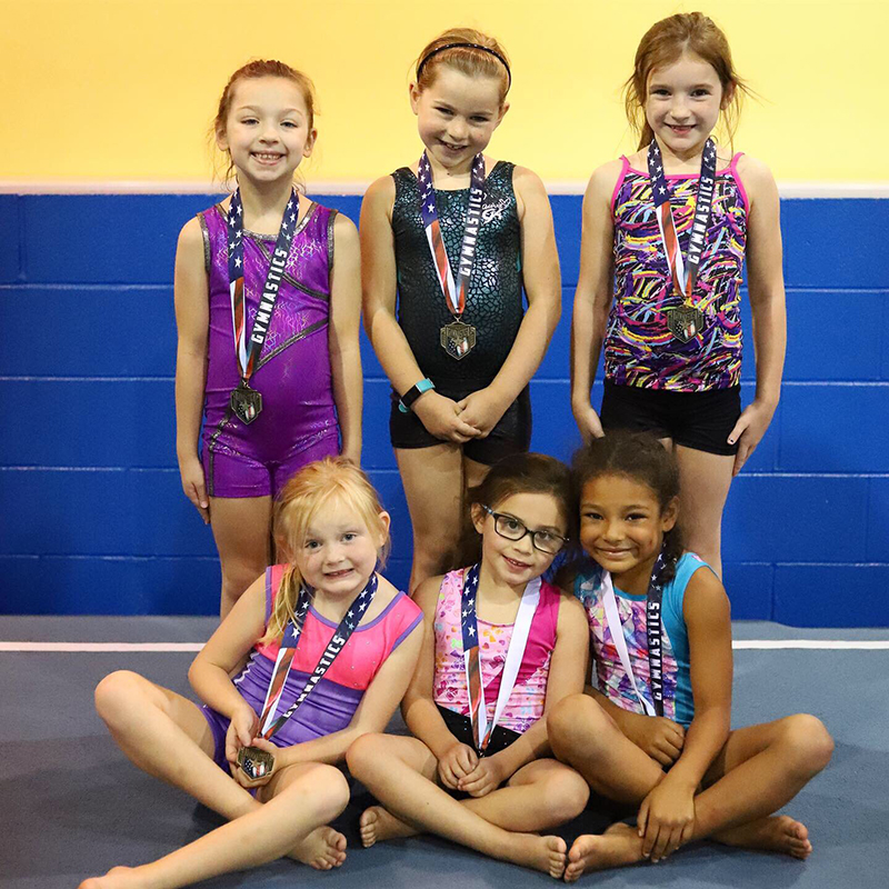 Girls – Rising Stars/Shooting Stars – ETC Gymnastics
